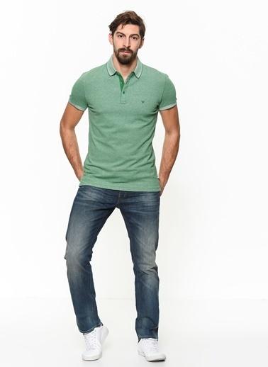 Wrangler Tişört Yeşil